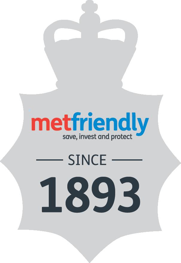 Metfriendly badge